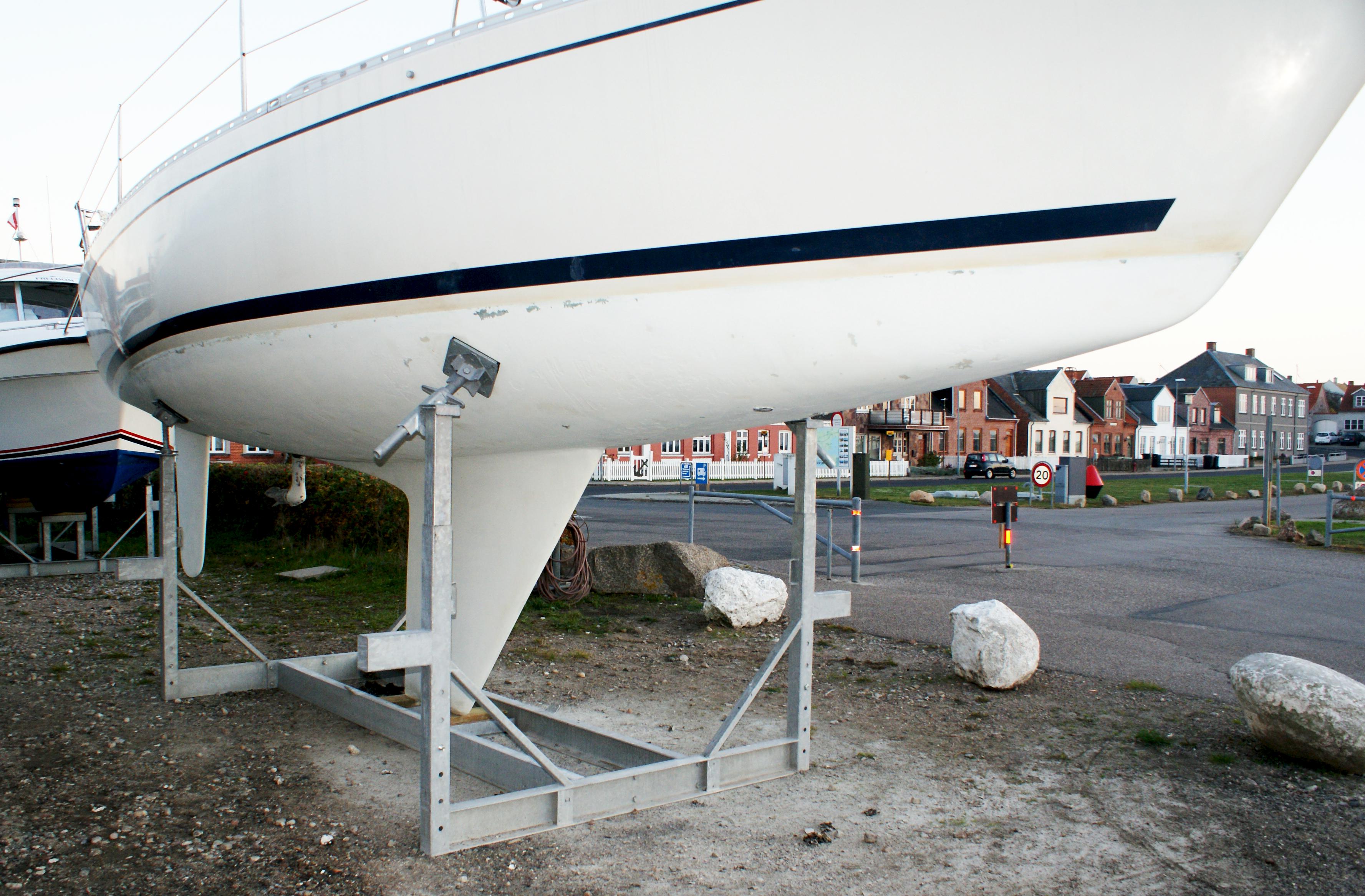 Type 06Ton mobile bådstativer 3